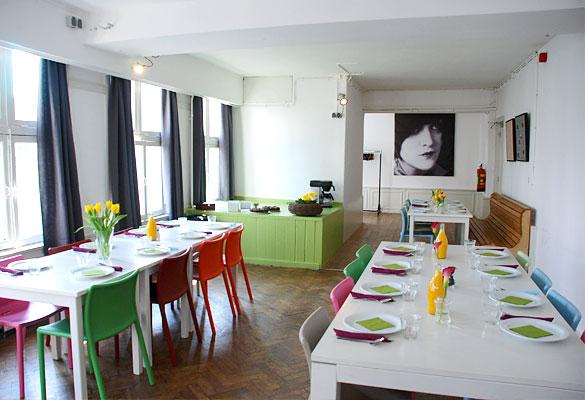 Cafe Blossom in Den Haag
